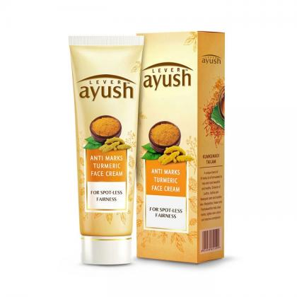 Lever Ayush Face wash Anti Pimple Turmeric (40ml)