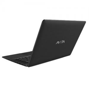 AVITA PURA NS14A6 Core i3 8th Gen 14.0 Inch Full HD Metallic Black Laptop with Windows 10
