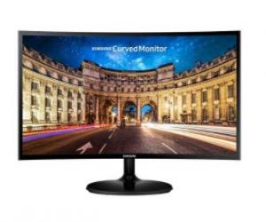 SAMSUNG C24F390FHW Series Curved 24-Inch FHD Monitor