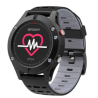 F5 Smart Watch Android IOS Compatible - GRAY
