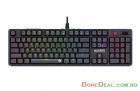 Fantech MK885 Optimax Full Size Edition RGB Mechanical Keyboard