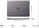 Huawei MateBook 13 Core i5 10th Gen 512GB SSD MX250 2GB Graphics 13