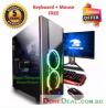 Intel®Core i7 Monitor 19 '' HP / SAMSUNG / DELL Gaming PC Windows 10 64 Bit NEW Desktop Computer 20