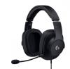 Logitech G PRO 3.5mm Single & Dual port Gaming Headphone Black