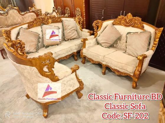 Classic Furniture BD Classic Sofa