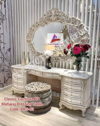 Classic Furniture BD Maharaj Dressing Table
