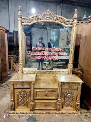 Classic Furniture  Diamond Dressing Table