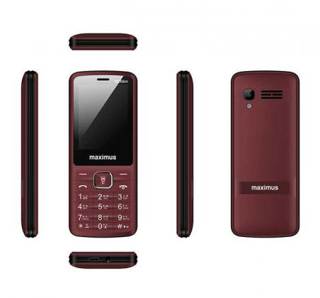 Maximus M266m Feature Phone price in bangladesh