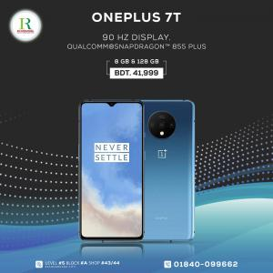 ONE plus 7T 8/128Gb price in bangladesh