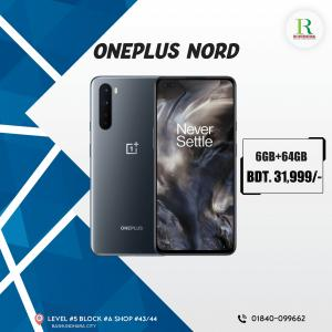 OnePlus Nord 6GB+64GB price in bangladesh