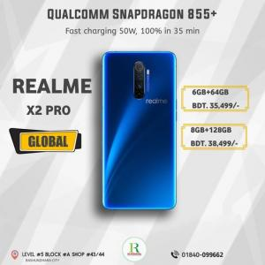 Realme X2 Pro Global 8+128GB price in bangladesh