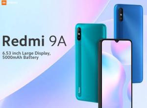Redmi 9A 2/32gb price in bangladesh