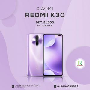 Redmi K30 6/128GB China- price in bangladesh