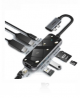 Baseus Type C to HDMI USB 3.0 SD/TF PD Multifunctional Data Hub Adapter