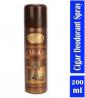 CIGAR DEODORANT SPRAY FOR MEN – 200ML