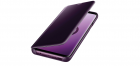 Clear View Standing Cover (Purple),