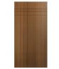 Deluxe Coffee Door Panel