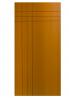 Deluxe Yellow Door Panel