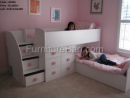 Kids Pull Out Bed KF006