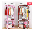 Multi-Function Portable Cloth Hanger.