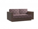Regal Wooden Sofa (Double)SDC-315.