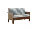 Regal Wooden Sofa (Double)SDC-345