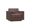 Regal Wooden Sofa (Single)SSC-315. Brand