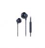 UiiSii HM-12 Half In-Ear Metal Bass Music Earphone Wired Headphones