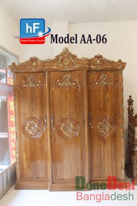 Almira Segun Wood AA-06