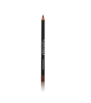 Jordana Classic Color Lipliner Pencil - 14 Plum Brown - 1.08gm