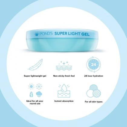 POND'S Super Light Gel Moisturizer