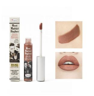 The Balm Meet Matte Hughes: Long Lasting Liquid Lipstick - Charismatic