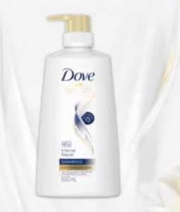 Dove Nutritive Solutions, Intense Repair Shampoo 680ml