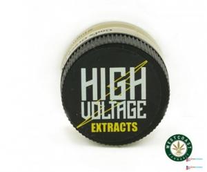 High Voltage – Live Resin (1g)