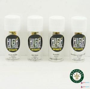 High Voltage – Sauce Cart Refills