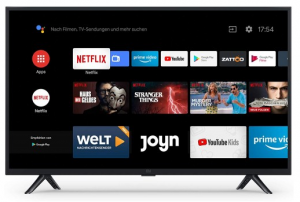 Mi 4S 65 Inch 4K UHD Android Smart TV with Netflix (Global Version)