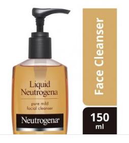 Neutrogena Liquid Pure Mild Facial Cleanser 150ml