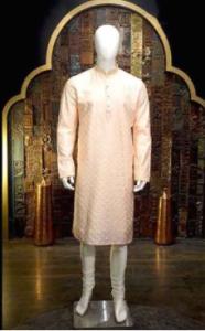 Premium Cotton & Silk Mix Punjabi & Payjama Set PC03