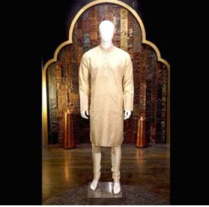 Premium Cotton & Silk Mix Punjabi & Payjama Set PC02