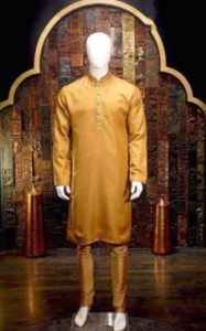 Premium Quality Silk Punjabi & Payjama Set PC06