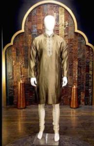 Premium Quality Silk Punjabi & Payjama Set PC04
