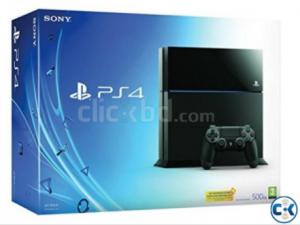 Sony PS4 500GB Slim Gaming Console ORIGINAL Brand New