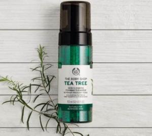 Tea Tree Skin Clearing Foaming Cleanser – 150ml