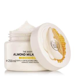 The Body Shop Body Scrub Almond Milk & Honey