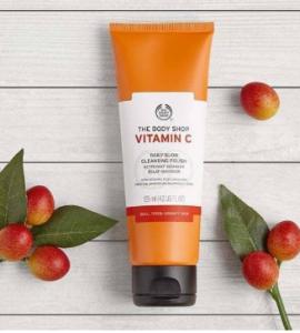 Vitamin C Facial Cleansing Polish – 125ml