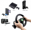 4 In 1 USB Gaming Steering Wheels With Vibration Brand New