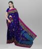 Anondo Bilash Cotton Saree - SIK356