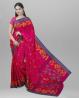 Anondo Bilash Cotton Saree - SIK364