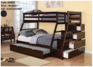 Bunk Bed BB003
