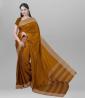 Churi Par Cotton Saree for Women - SJI05